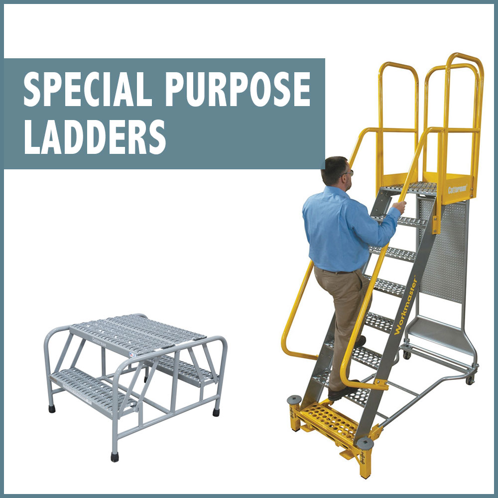 Special Purpose Rolling Ladders