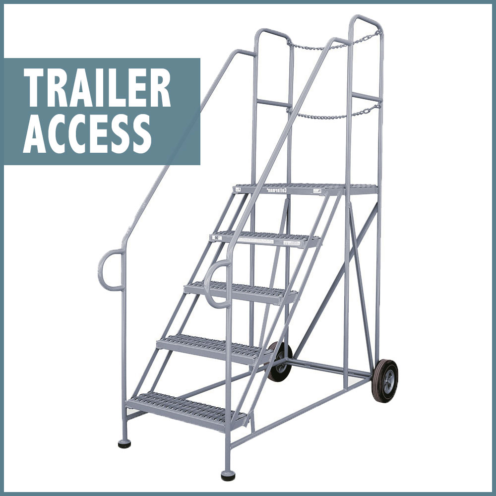 Trailer Access Ladders & Platforms